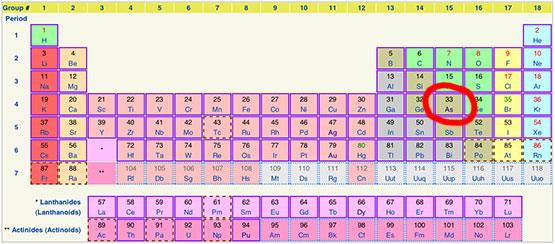 Arsenic33