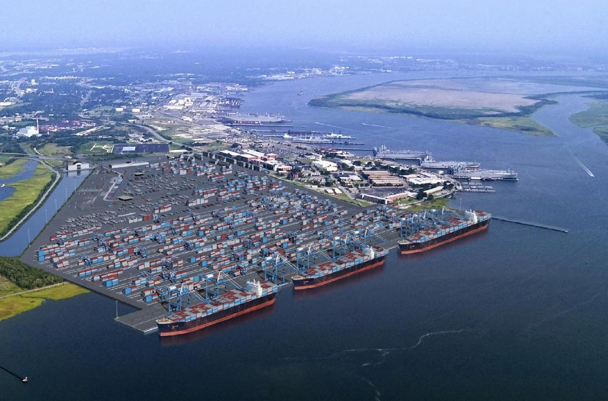 Charleston-Harbor-Dredging-Gets-Financial-Support