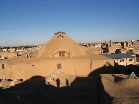 bazaar-roof-kashan-iran